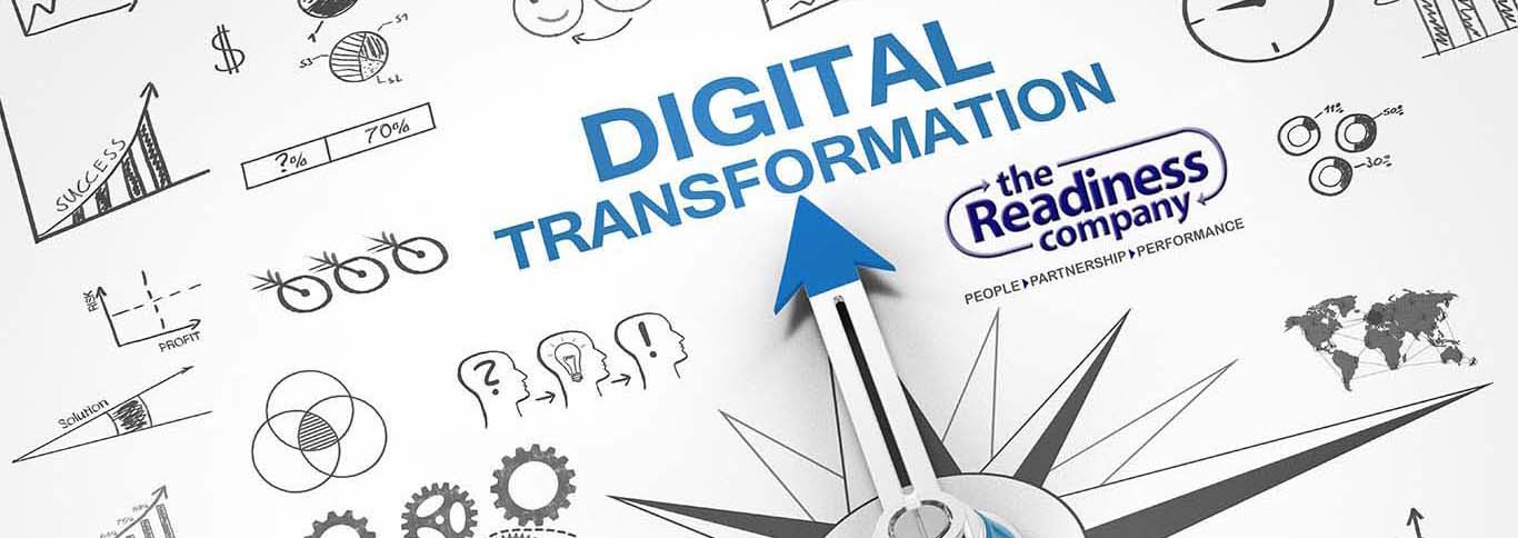 TRC Digital Transformation Services Header