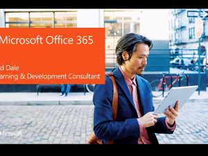 Webinar Recording Office 365
